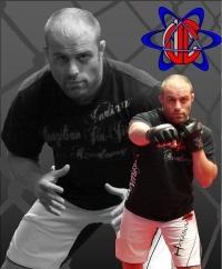 Indiana Brazilian Jiu-Jitsu Academy coach Aaron Johnson.
