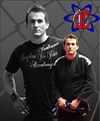 Indiana Brazilian Jiu-Jitsu Academy coach Chris Mckarski.