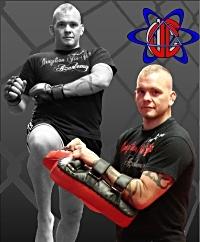 Indiana Brazilian Jiu-Jitsu Academy coach Darrell Smith