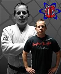 Indiana Brazilian Jiu-Jitsu Academy coach Justin Curtis