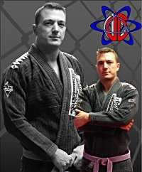 Indiana Brazilian Jiu-Jitsu Academy coach Mat Stratta