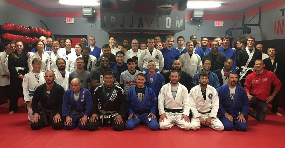 Indiana Brazilian Jiu-Jitsu Academy Team James Clingerman 3rd Degree Black Belt