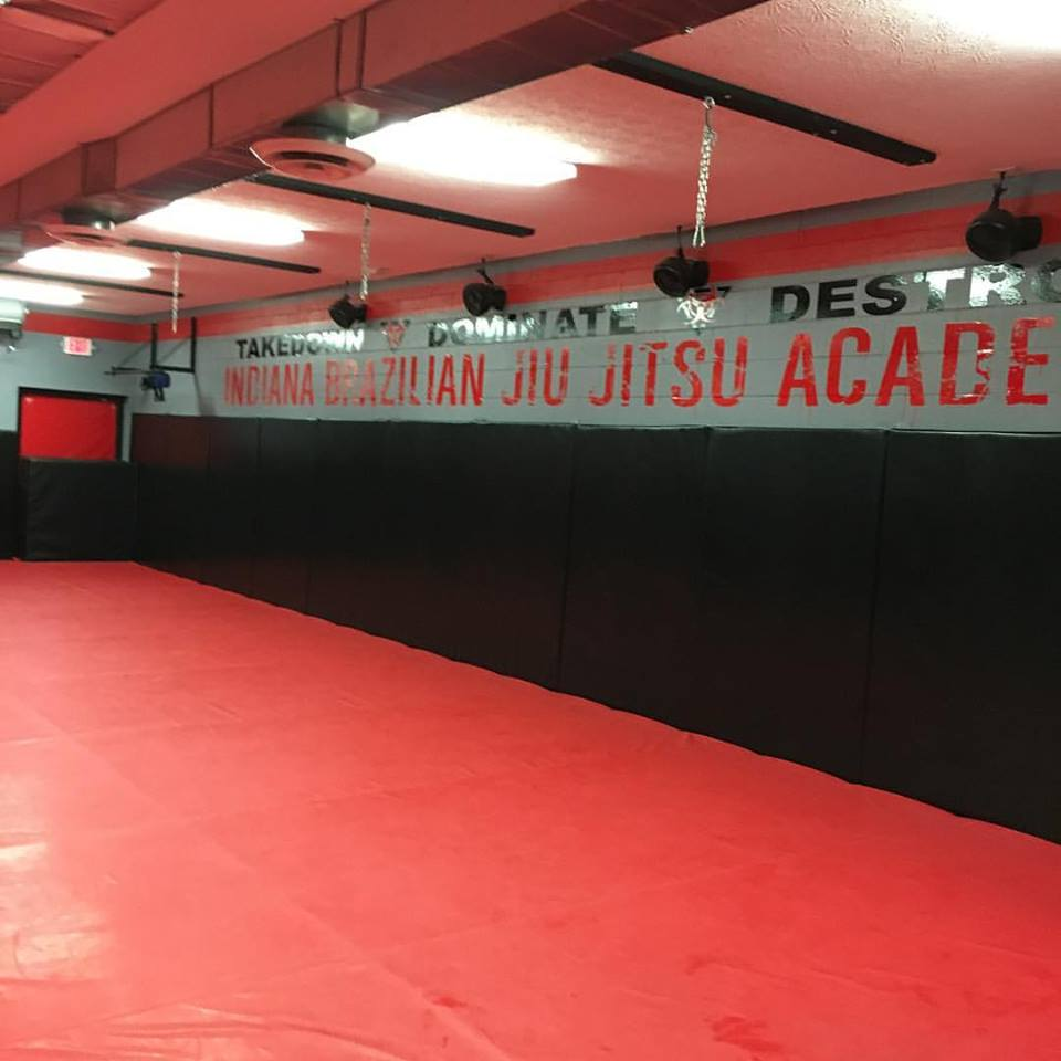 Indiana Brazilian Jiu-Jitsu mats located in Greenwood Indiana