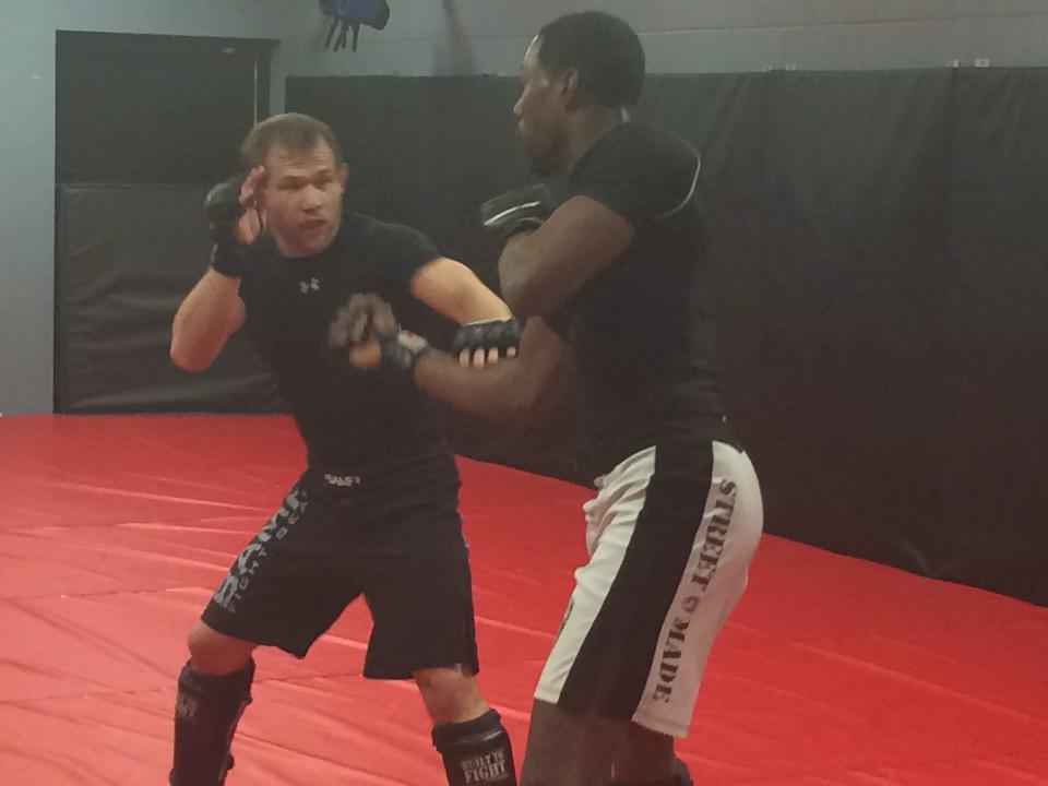 Mixed Martial Arts Training at Indiana Brazilian Jiu-Jitsu Academy
